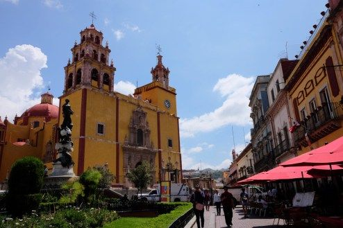 Cathedral of Guanajuato