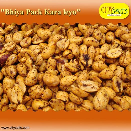 Order online. Click here and pamper your taste buds with our real Indori taste.  http://citysalts.com/products/
