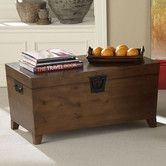 Found it at Wayfair - Danville Trunk Coffee Table with Lift-Top