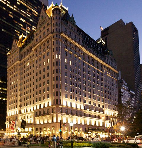 In honor of the Zelda Fitzgerald's birthday, we took a trip to art deco paradise by visiting the Fitzgerald Suite at New York City's Plaza Hotel. #InStyle