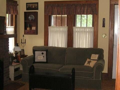 Another View Of Curtains For Living Room