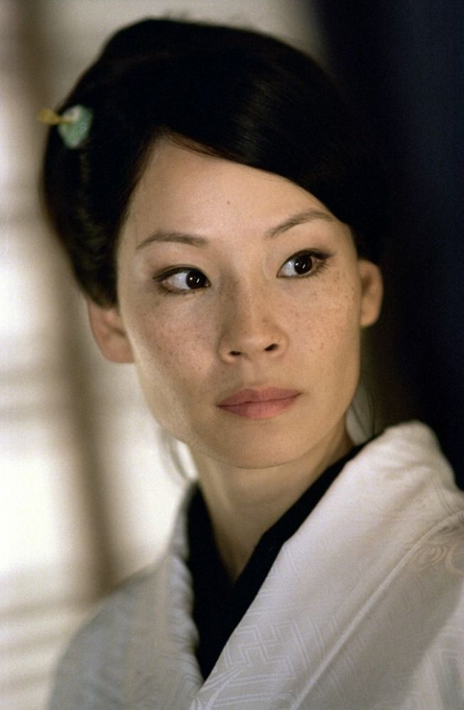 Inspiring women from the movie universe of Quentin Tarantino. These female characters will show you how women can kick ass everyday. O-Ren Ishii (Kill Bill Vol.1)