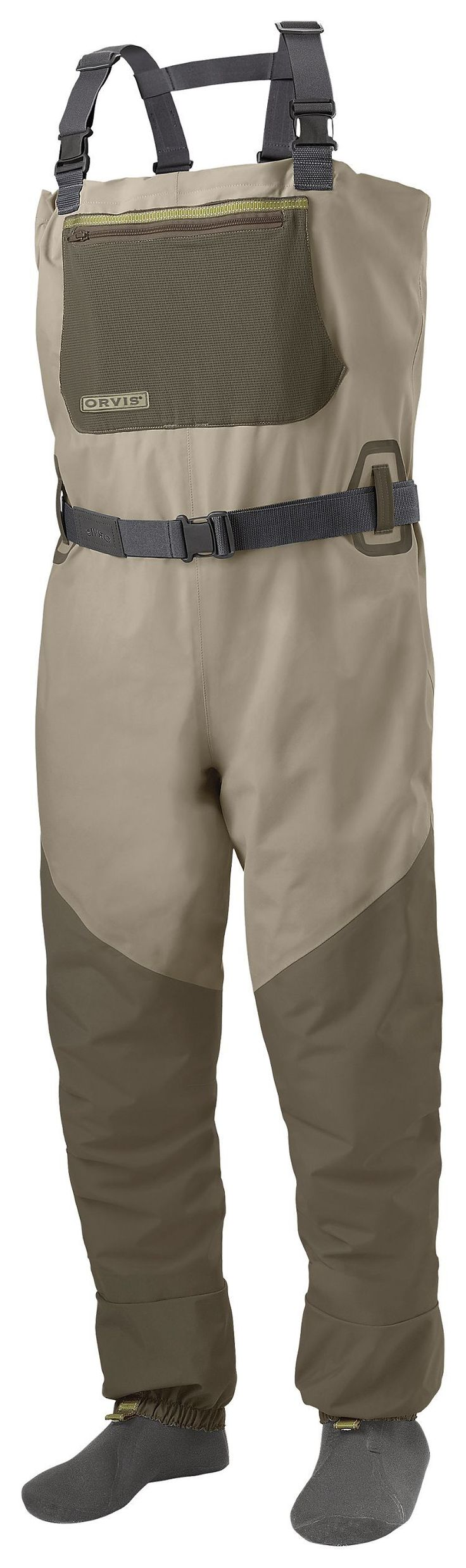 Orvis Encounter Stocking-Foot Waders for Men | Bass Pro Shops: The Best Hunting… #FishingWaders