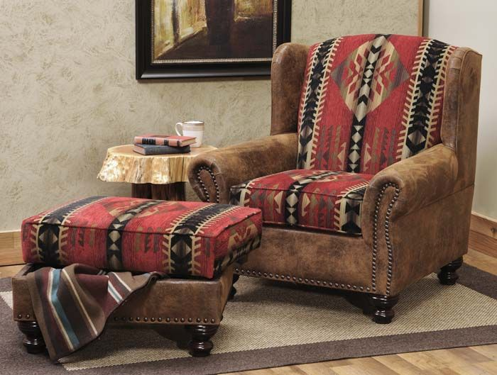215 Best Western Accent Chairs Images On Pinterest