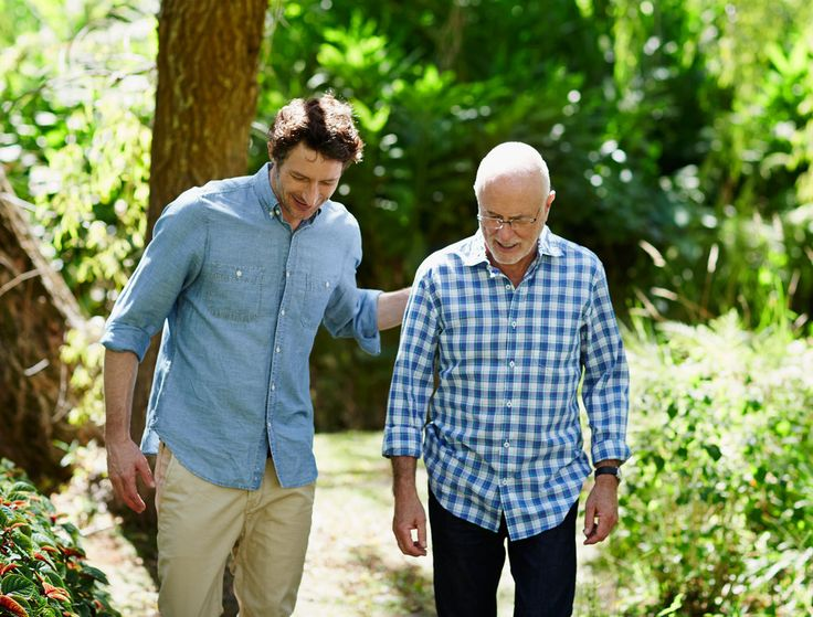 Some people with early-stage Alzheimer's disease showed improved physical abilities and slowed memory loss from a walking program.
