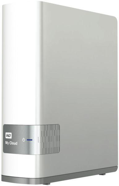 Western Digital WDBCTL0040HWT-AE 4TB My Cloud Personal Storage at The Good Guys