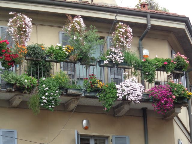Balcone a Milano -  http://lefotodiluisella.blogspot.it/