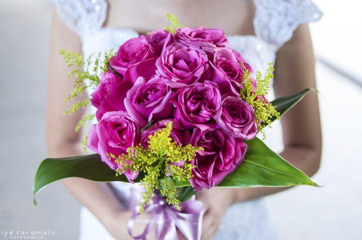 Tradições de casamento - o buquê da noiva