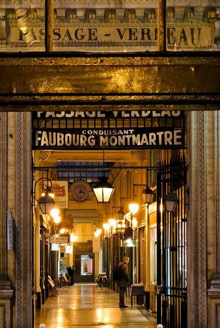 Passage Verdeau  ~ Paris ~ Location voiture, camping-car, vélos, poussettes, parkings, appareil photo ... entre particuliers sur #PLACEdelaLOC: www.placedelaloc.com pour profiter un maximum de Paris et rencontrer des Parisiens et Parisiennes
