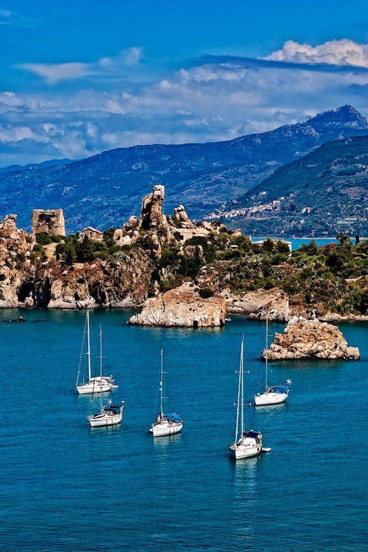 Around Cefalu, Sicily