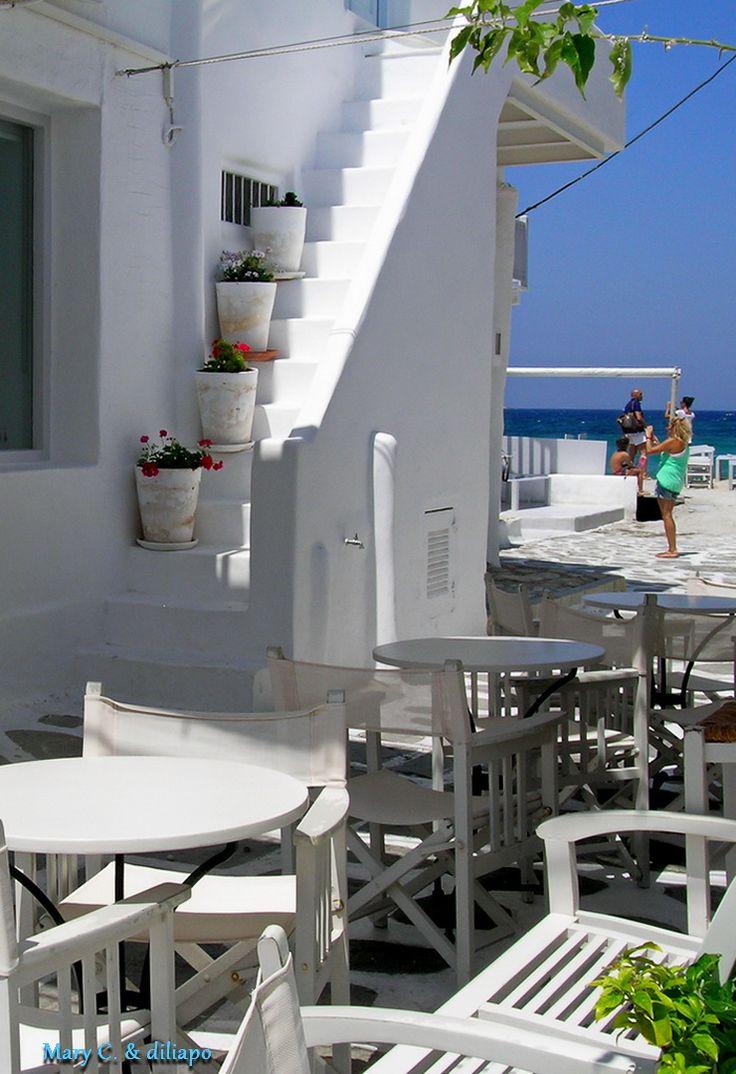 Photo Mania Greece: ☼✩♥ Μια μικρη αποψη στη Ναουσα ~ Παρος ☼✩♥