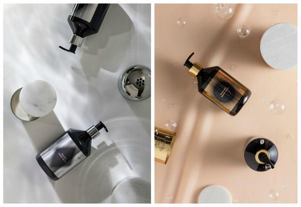 The new Washing! range of soaps and lotions by Tom Dixon recently premiered at Maison&Objet - Elle Decor Italia