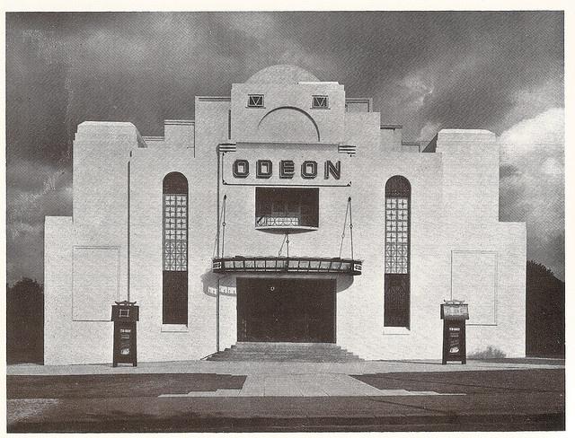 Odeon Cinema, Perry Barr, Birmingham, UK - 1930 by mikeyashworth