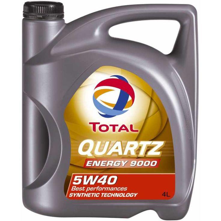 TOTAL QUARTZ 9000 ENERGY 5W40 4L - Моторни масла Boost