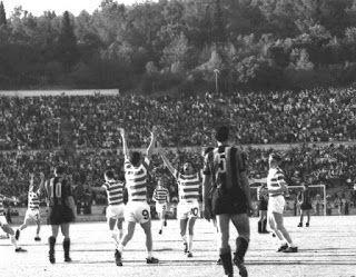 Coppa Campioni 1967: Celtic Glasgow-Inter 2-1 Cronaca e pagelle della finale di Coppa Campioni 1967, che vede il Celtic Glasgow superare a sorpresa l'Inter per 2-1. Dopo l'iniziale vantaggio di Mazzola (voto 6) su rigore, gli scozzesi rimontano  #celtic #inter #1967 #mazzola