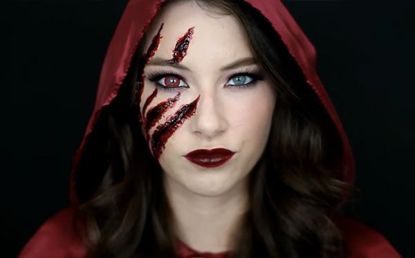 DIY Little Red Riding Hood Costume - maskerix.com