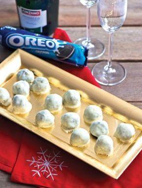 Τρούφες Oreo | Γλυκά, Γλυκά με Oreo | Athena's Recipes