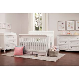 Shop for DaVinci Kalani 4-in-1 Crib with Toddler Rail. Get free delivery at Overstock.com - Your Online Furniture Outlet Store! Get 5% in rewards with Club O!