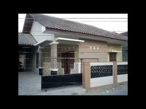 Desain Pagar Rumah Minimalis Httpswww Youtube Comwatch