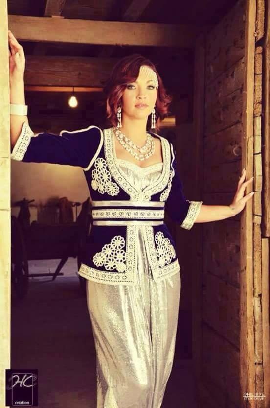 Algeria Fashion: karakou jacket