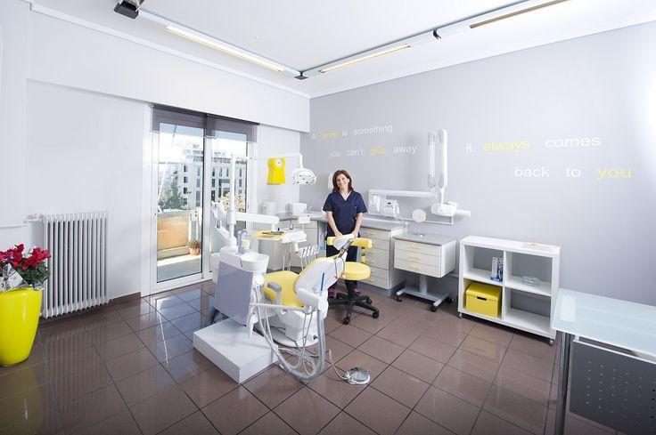 Κληρονόμου Ιωάννα Οδοντίατρος (Klironomou Ioanna, DDS - Dentist, Dental Clinic) in Πειραιάς, Αττική