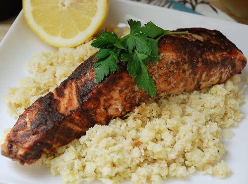 Spicy & Sweet SalmonSalmon Recipe