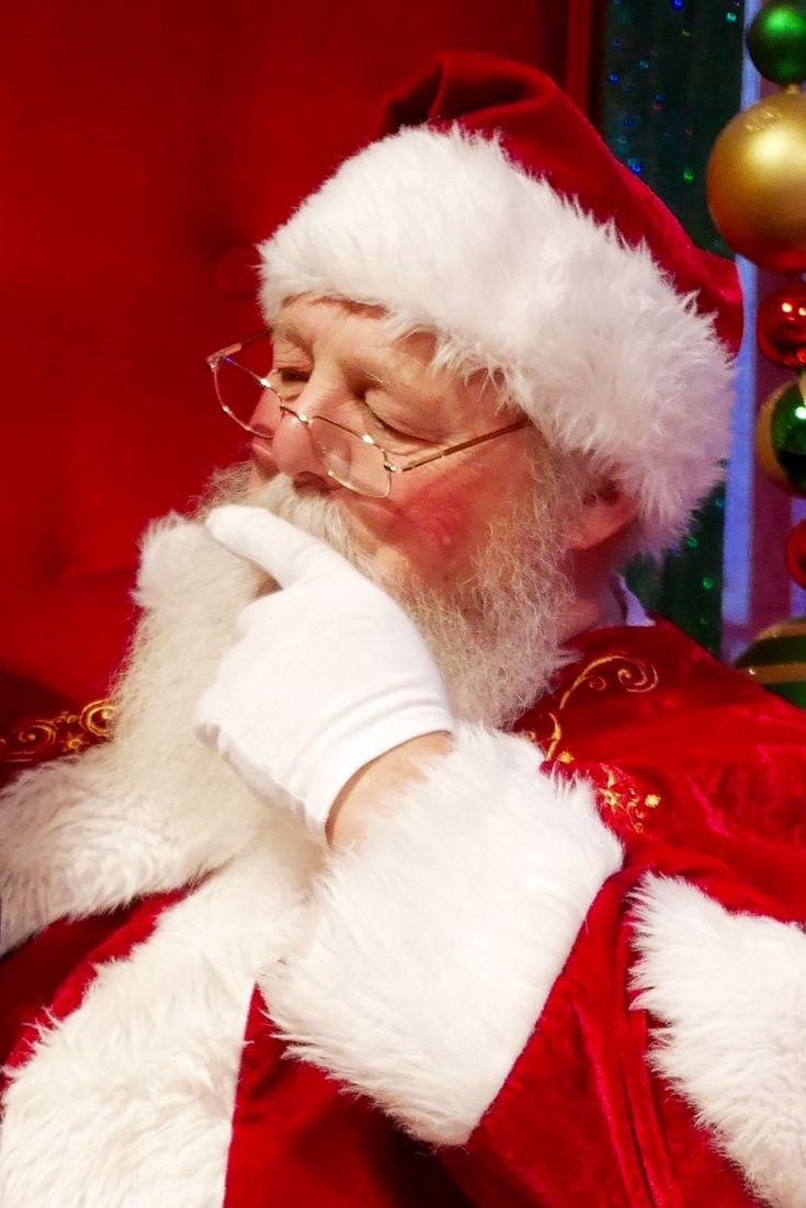 Le VRAI père Noël de la Route des gerbes d'Angelica.