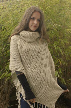 Bilgola Clothing - Soft and Snuggly ponchos