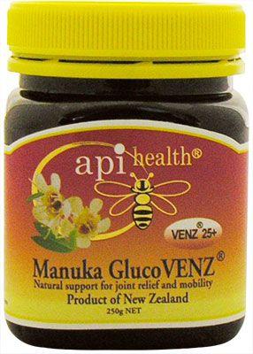 Manuka Glucosamine VENZ - Api Health - 250g | Shop New Zealand