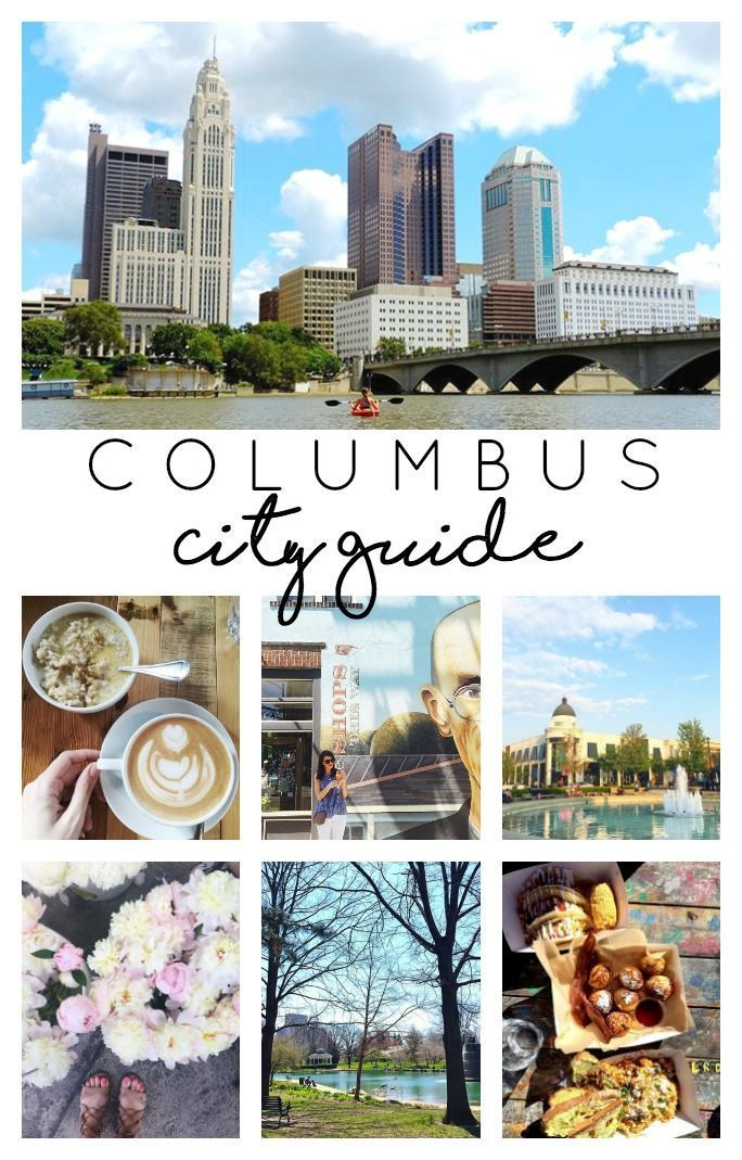 Columbus City Guide City Of Columbus Travel Day Trips