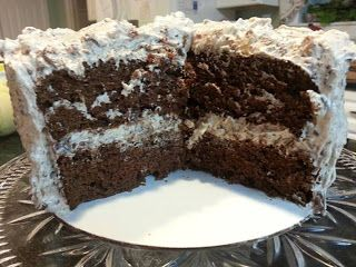 Now You Can Pin It!: Hershey Bar Cake