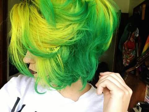 wacky hair styles 25 best yellow hair dye ideas on yellow hair 8103 | baa2b963a70594378d386b8103b53494 yellow and green hair yellow hair color