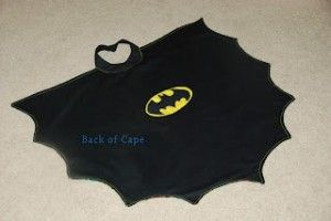 DIY: Batman and Robin Halloween Costumes — A Nation of Moms