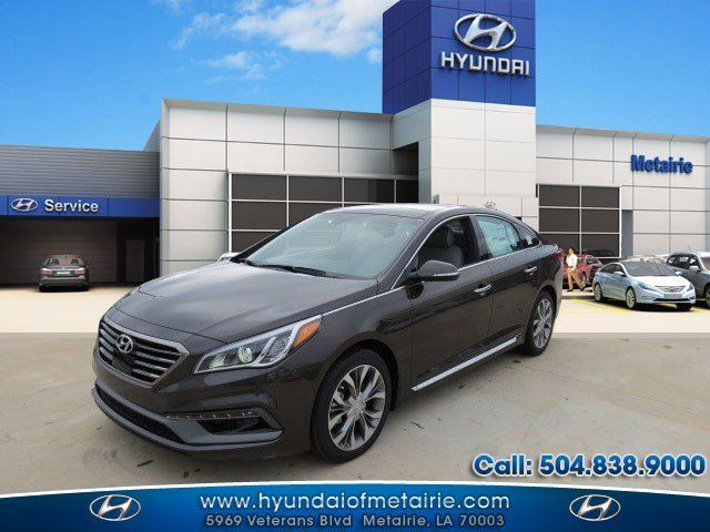 Save $1500 on this slick New 245 HP 2015 #Hyundai #Sonata #Sport 2.0 T. More info at http://ow.ly/Jxd8S   #HyundaiofMetairie #HyundaiUSA #HyundaiSonata #2015HyundaiSonata