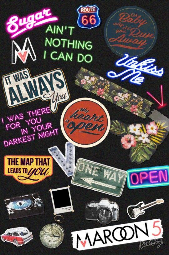 Maroon 5 wallpaper