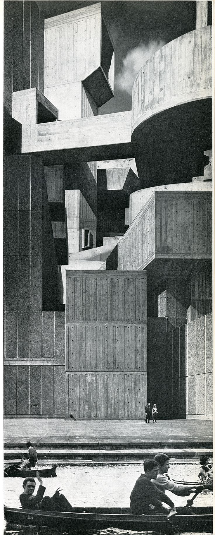 Ivor De Wolfe and Kenneth Browne. Civilia. Architectural Press London 1971: 83 | RNDRD