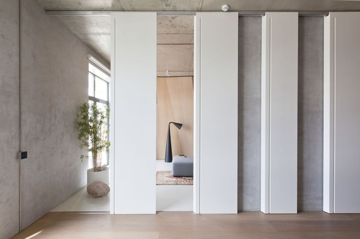 Apartment in Moscow / M17 http://www.archdaily.com/599927/apartment-in-moscow-m17/