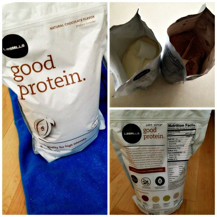 Les Mills Good Protein via A Lady Goes West http://aladygoeswest.com/2014/11/03/les-mills-protein-powder-giveaway-workouts/