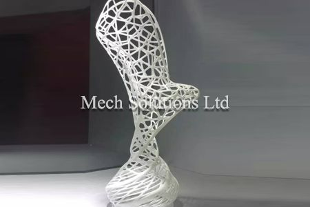 3D Printing arts with low price using nylon and SLS technology, in GTA toronto, Canada