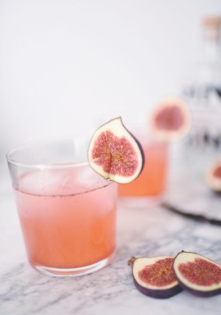 Fredagscocktail: G&T med figen og vanille