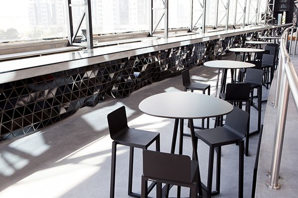 Reign Restaurant - Bar Counter on Behance
