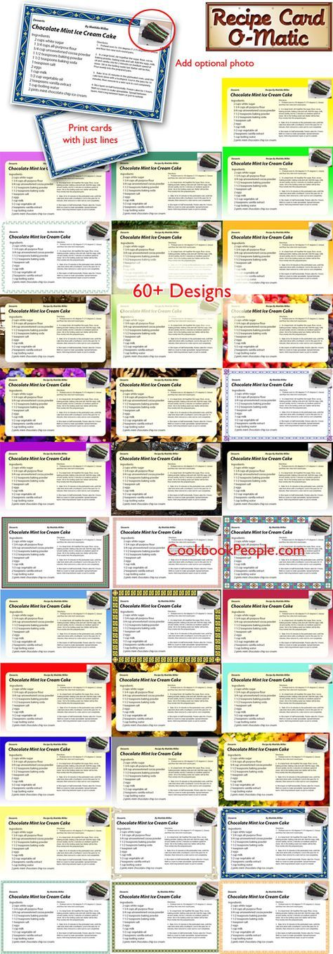 recipe card templates Free Grocery Shopping List Printable template