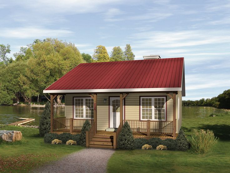 Dogwood Cabin Home. Small House PlansCottage ...