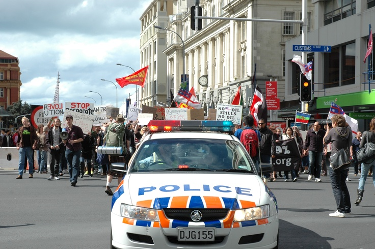#Objection #Opposition #Disapproval #Resistance #Confrontation #Demonstration #Protest_march #aucklandnz #new_Zealand #aotearoa #nzpolice