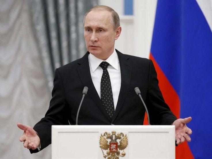 Internet rumor: Vladimir Putin is immortal.