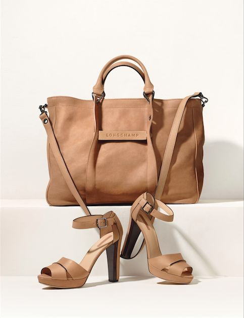 Longchamp Spring 2014 collection. Discover it on www.longchamp.com