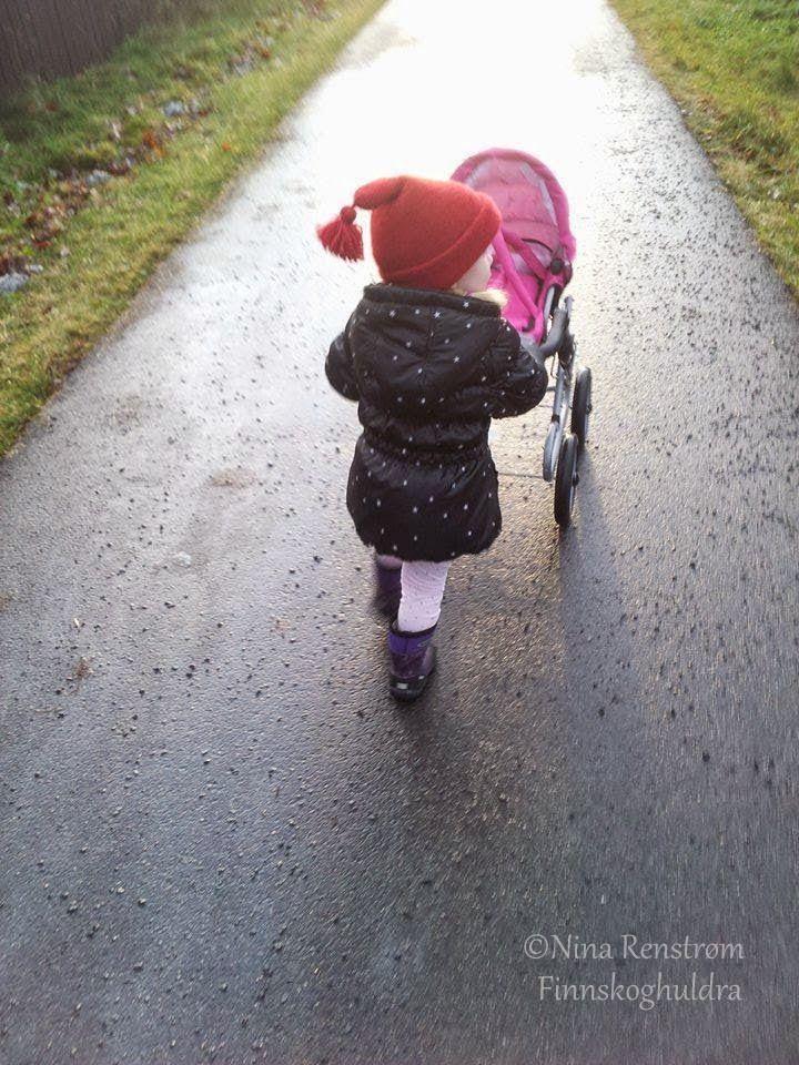 Finnskoghuldra's blogg: 9 dager til julaften! :)