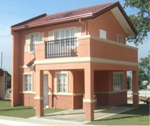 Drina  CU-TCP:4,807,630  3 Bedrooms, 3 Toilet & baths, Maid's room, Provision for balcony & carport Floor Area: 83 Min. Lot Area: 122 Location: Camella Verra Metro North, Bignay, Valenzuela City Status: NRFO InQuire & Reserve Marivic Talan: 09182805372/09166621639-viber-wechat-line