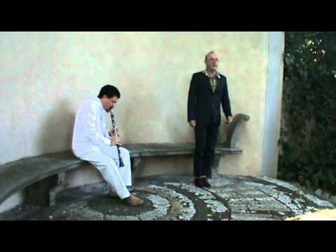 Francesco Forlani e Mirco Mungari al Giardino della Pensione Annalena di Firenze