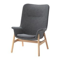 IKEA - VEDBO, Armchair, , The timeless design of VEDBO makes it easy to place in various room settings and coordinate with other furniture.10-year limited warrranty. Read about the terms in the limited warranty brochure.